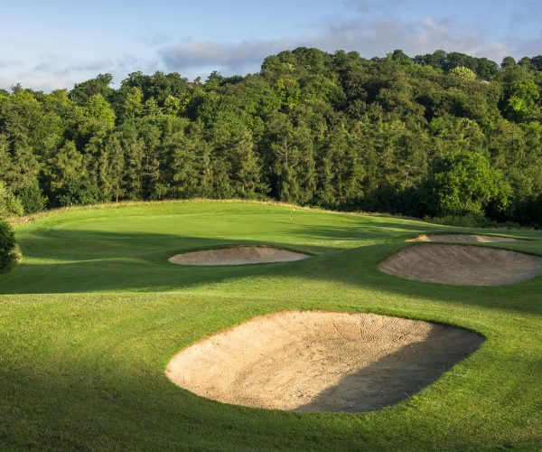 Wycombe Heights bunkers