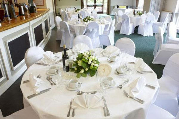 Wycombe Heights wedding suite