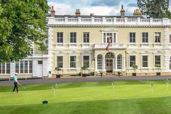 BGL Venues, Burhill Golf Club Clubhouse