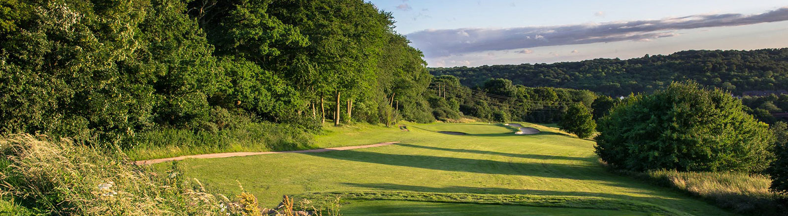 Wycombe Heights tee and par 3